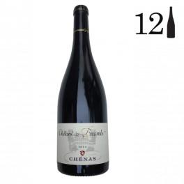 Carton 12 bouteilles, Chénas, Château des Boccards 2014